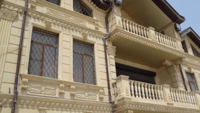 Материалы для отделки фасадов домов их цена